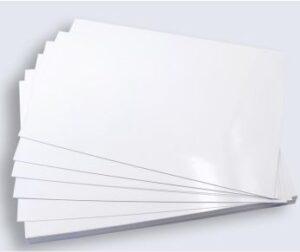 крейдований папір